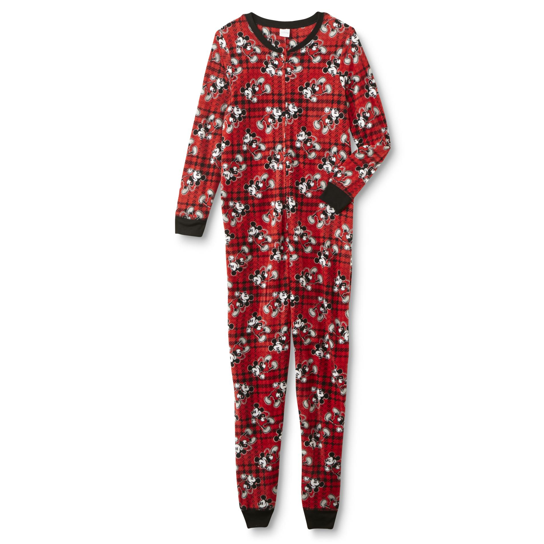 2e1a48c07b UPC 714147326878 product image for Disney Mickey Mouse Women s One-Piece  Pajamas