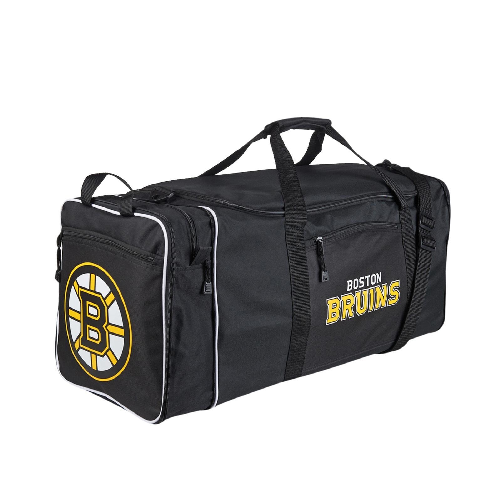 NHL Steal Duffle Bag - Boston Bruins PartNumber: 046W005893212001P KsnValue: 5893212 MfgPartNumber: C11NHL/72C/BRUINS