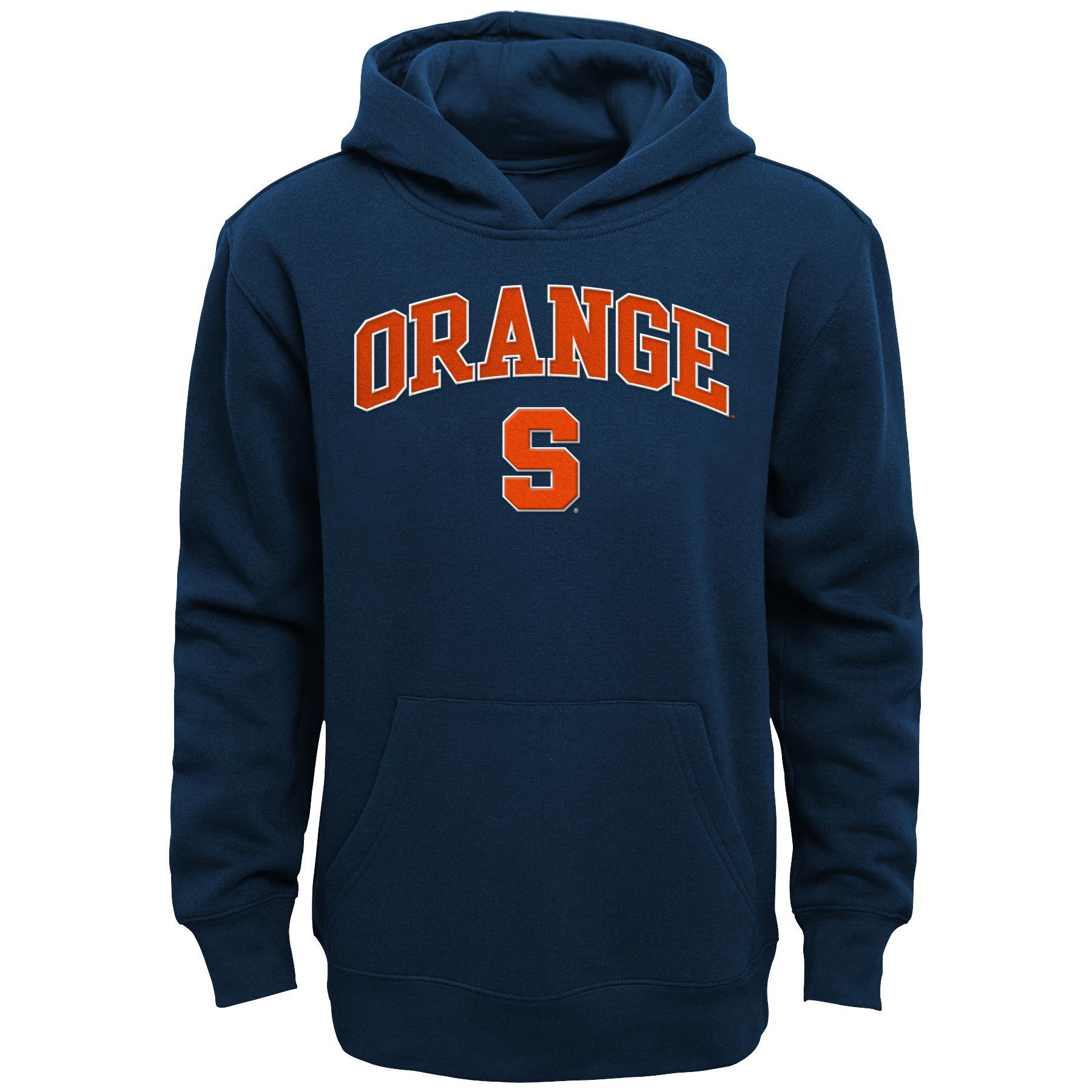 NCAA Boys' Hoodie - Syracuse University Orange PartNumber: 046VA92284712P MfgPartNumber: 48B8S-16