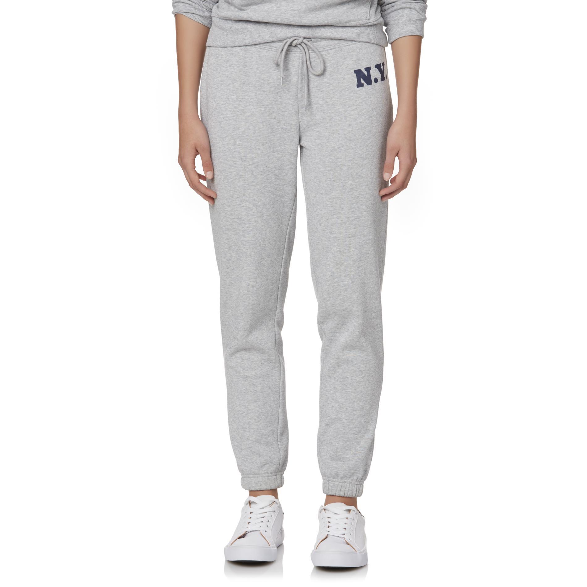 Juniors' Jogger Pants - New York