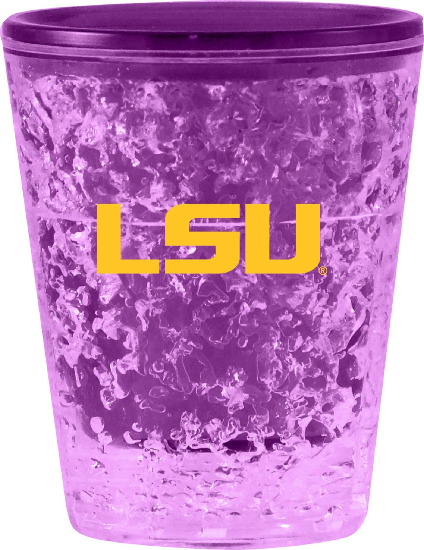 NCAA Freezer Cup - Louisiana State Tigers 046W003040036001
