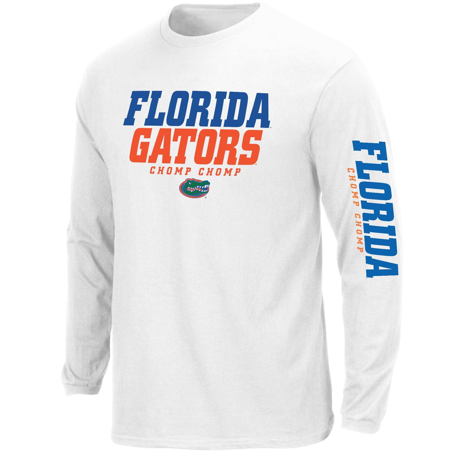 Ncaa Men 39 S Long Sleeve T Shirt Florida Gators