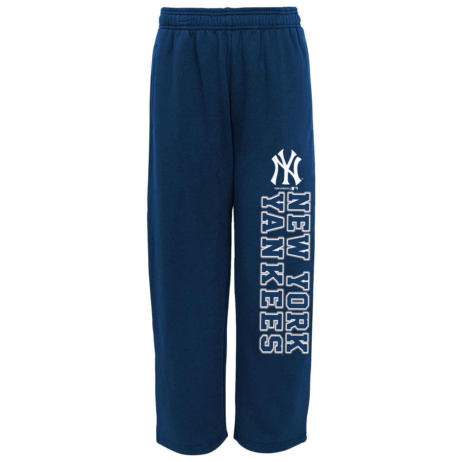 MLB Boys' Sweatpants - New York Yankees PartNumber: 046VA93299812P MfgPartNumber: 38DOZ-16