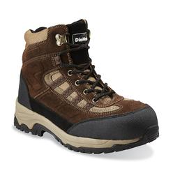 DieHard Men's Mars Brown/Black Steel Toe Work Boot at Kmart.com