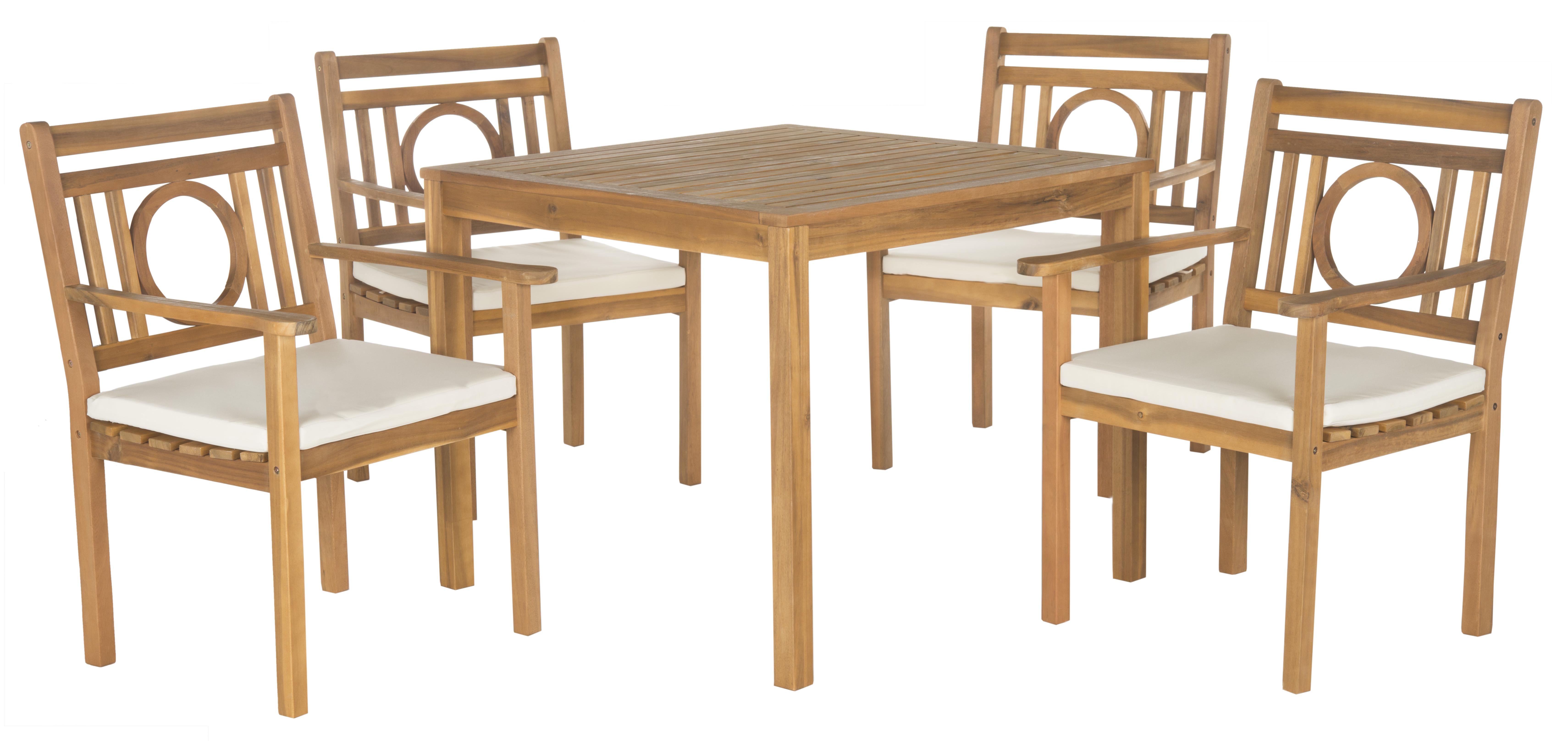 Safavieh Montclair Patio Dining Set