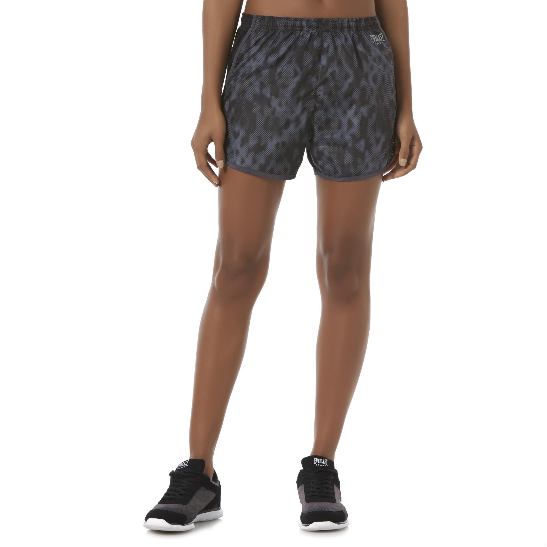 Everlast�� Sport Women's Running Shorts - Abstract Print
