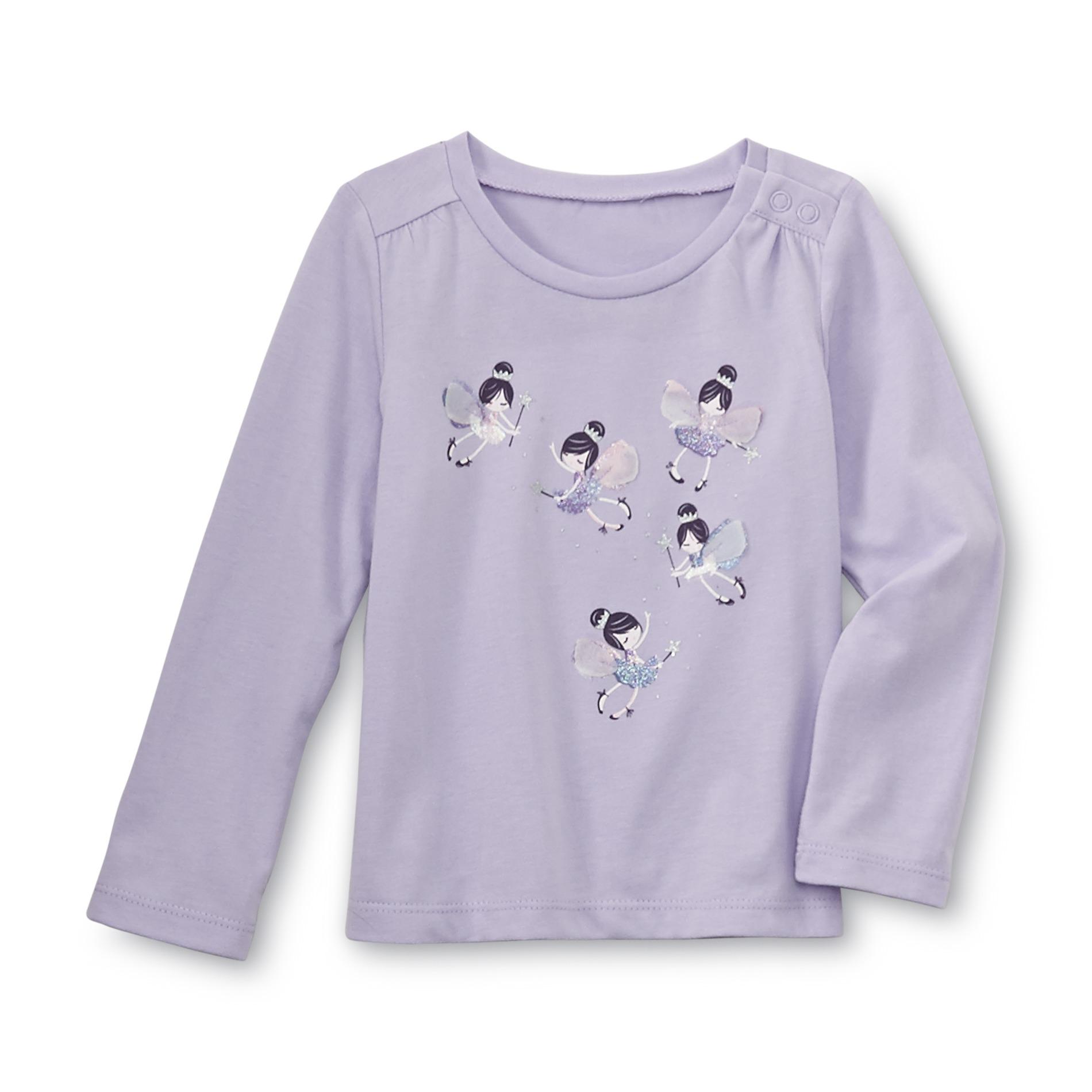 Toughskins Infant & Toddler Girl's Long-Sleeve T-Shirt - Fairies