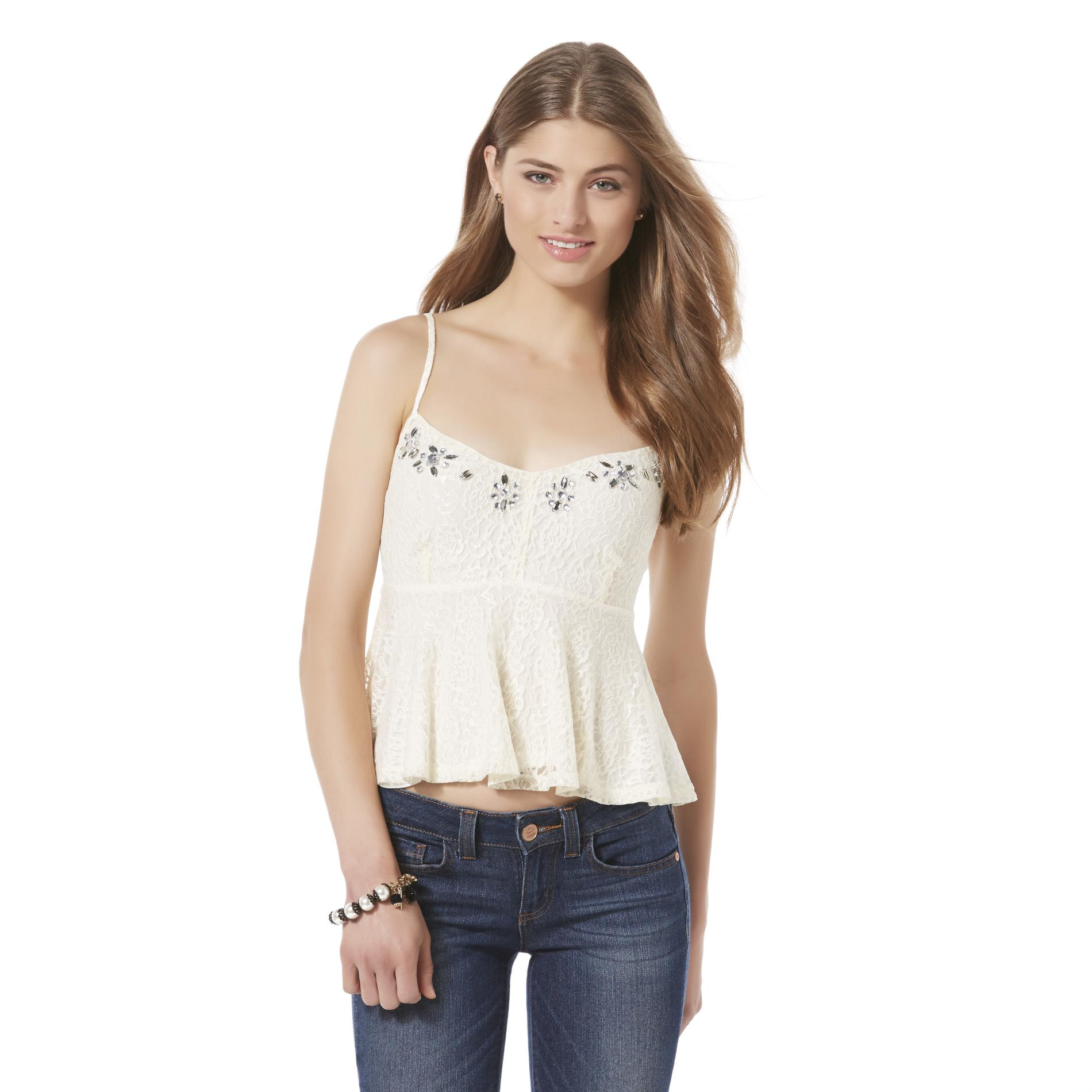 Find lace tops for juniors at ShopStyle. Shop the latest collection of lace tops for juniors from the most popular stores - all in one place.