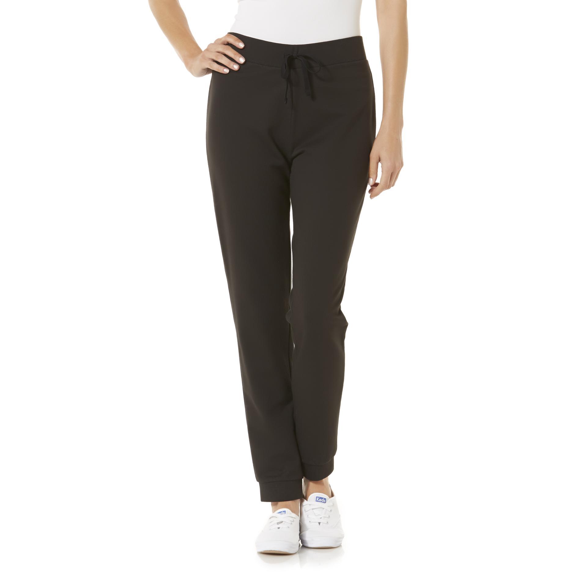 Jaclyn Smith Women's Embellished Lounge Pants PartNumber: 027VA84759912P MfgPartNumber: WH5JS53081MI