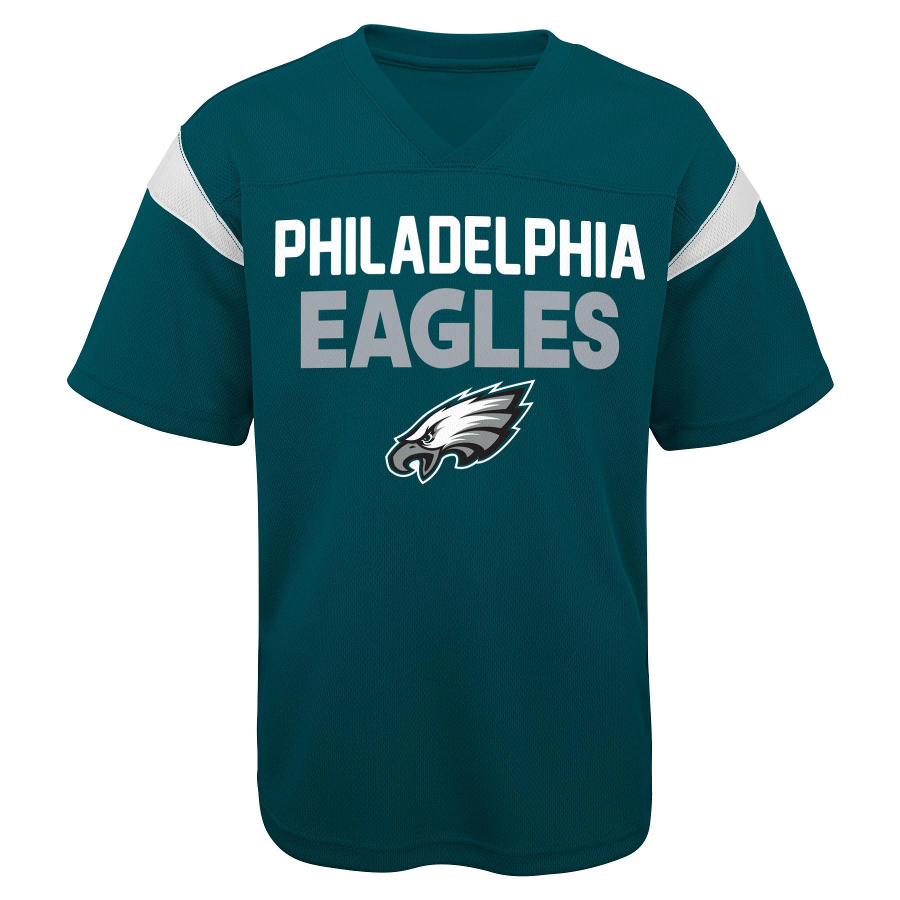 NFL Boys  Mesh Jersey - Philadelphia Eagles b0d017fedacc