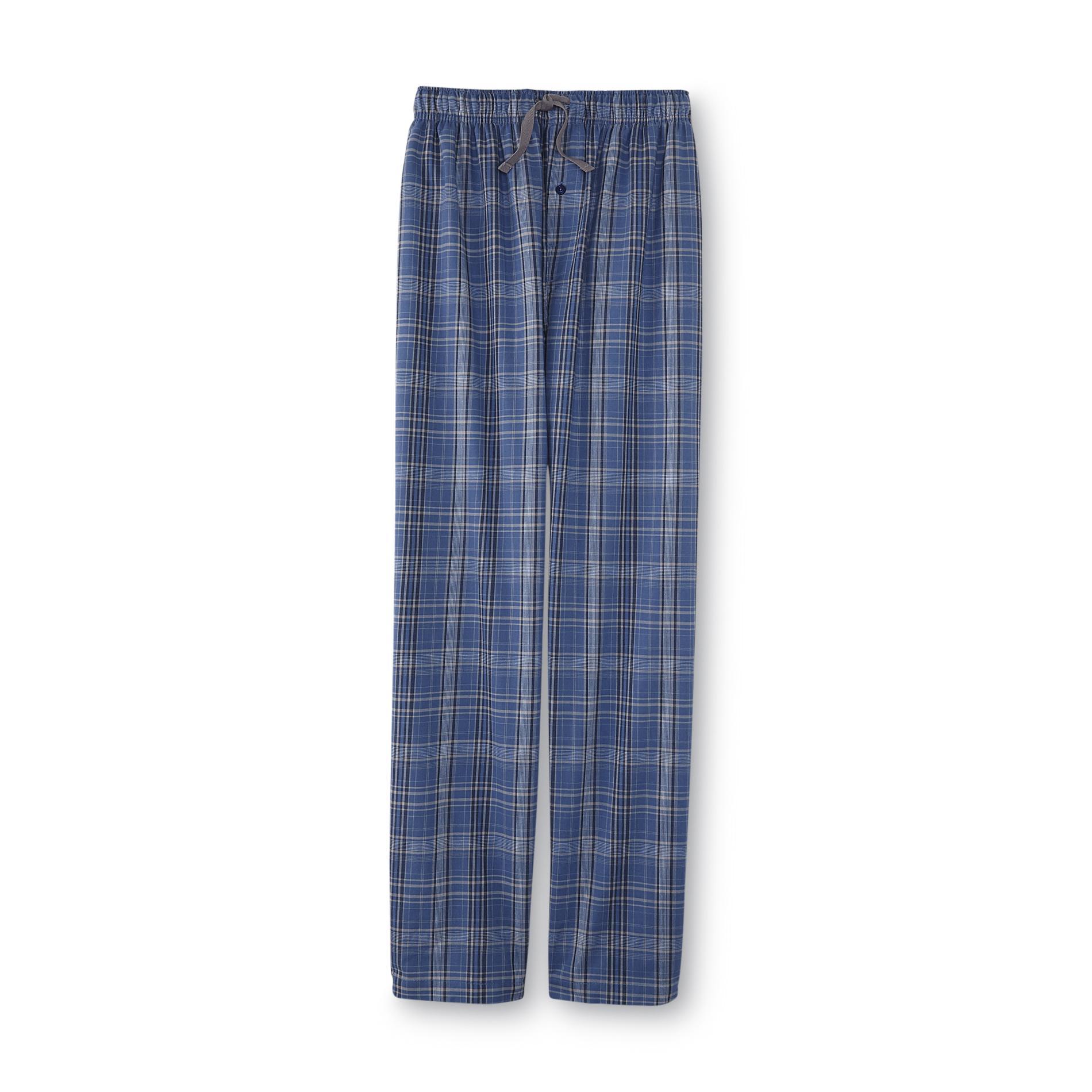 Men's Pajama Pants - Plaid