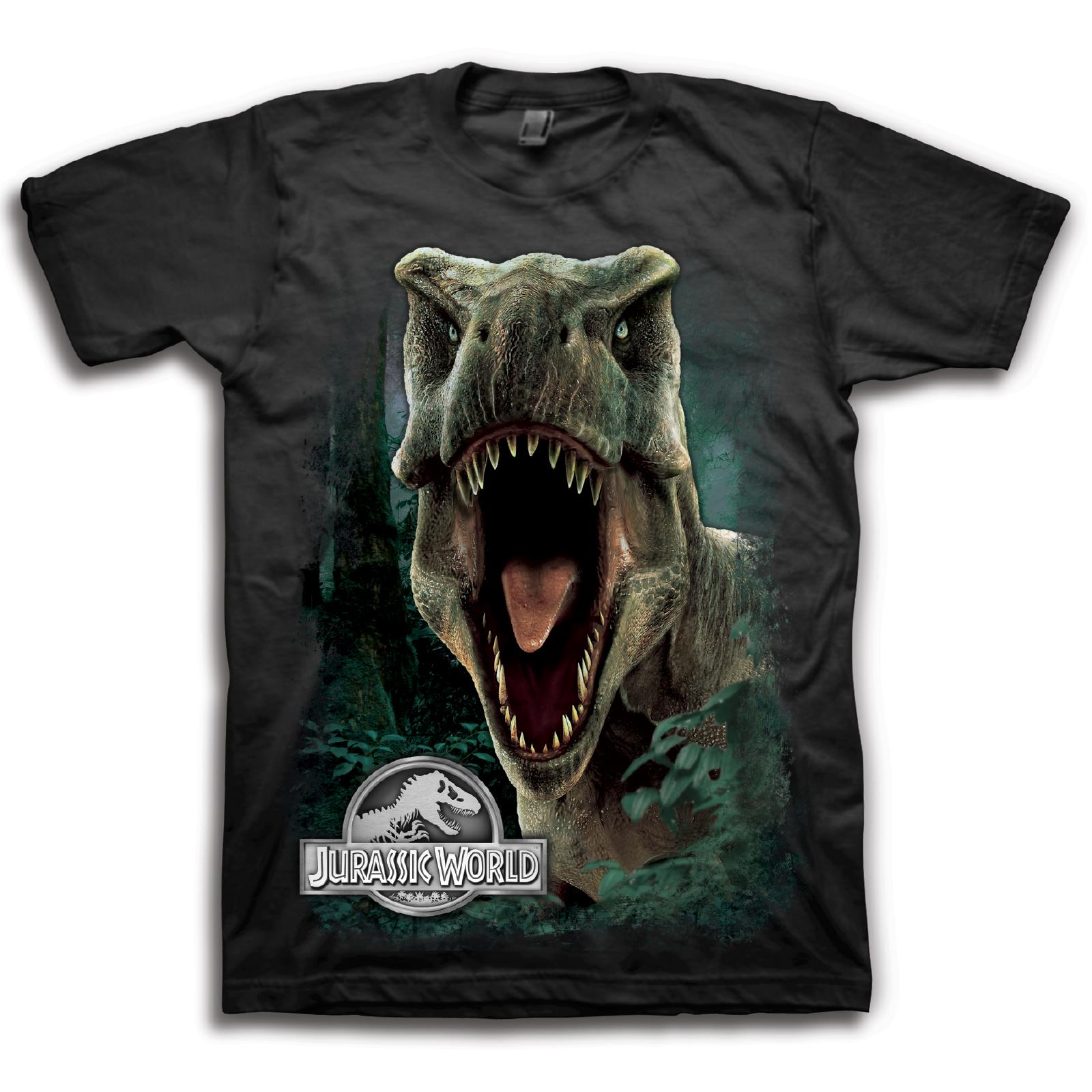 NBC Universal Jurassic World T-Rex Short Sleeve T-Shirt