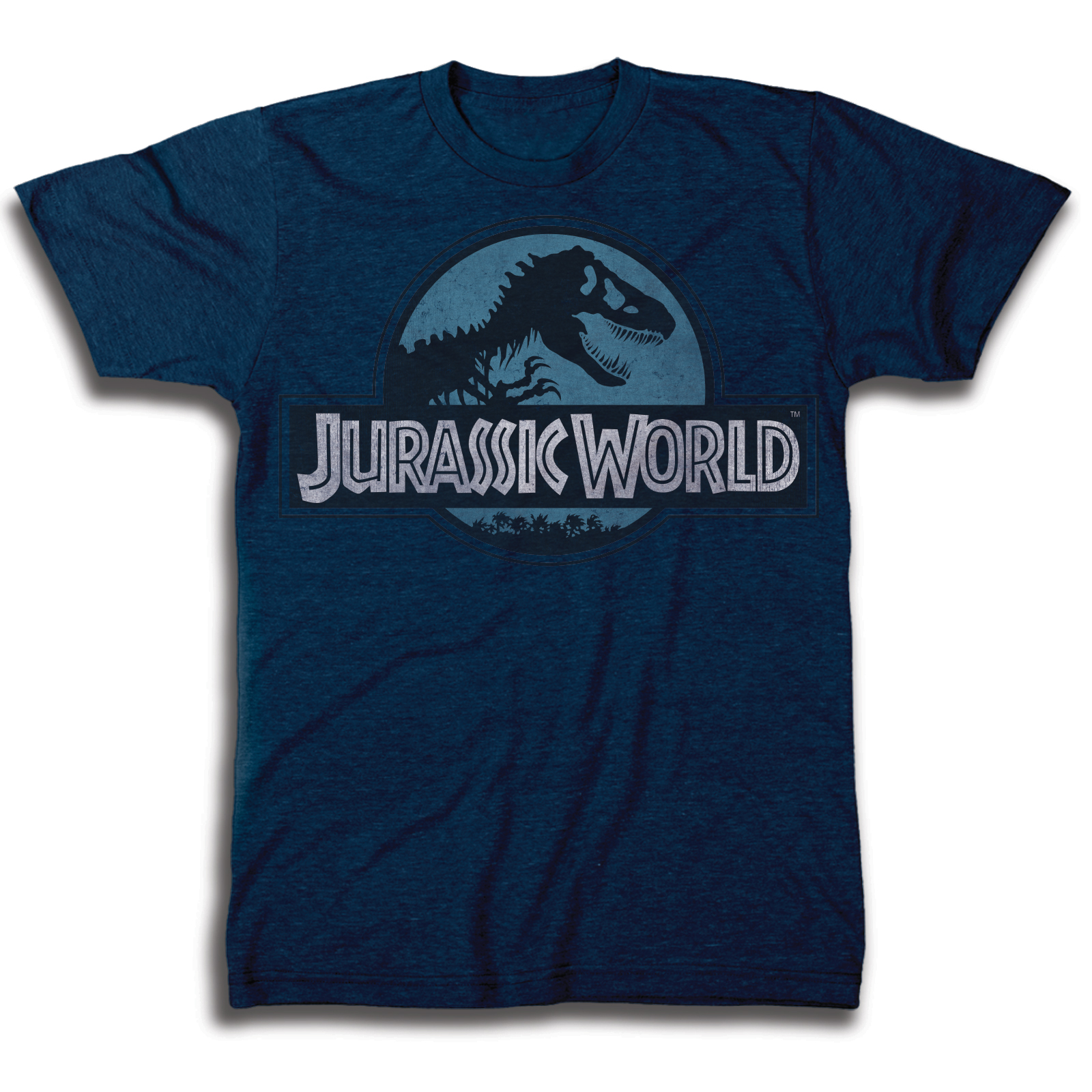 NBC Universal Jurassic World Logo Short Sleeve T-Shirt PartNumber: 3ZZVA86690412P MfgPartNumber: JKSN006-18