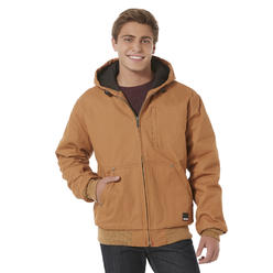 Craftsman Men's Insulated Hooded Utility Jacket