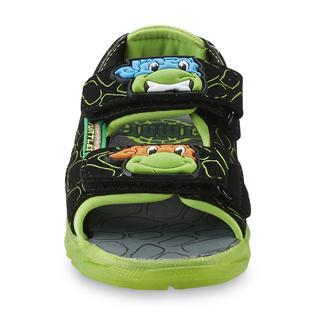 nickelodeon toddler boy 39 s green teenage mutant ninja. Black Bedroom Furniture Sets. Home Design Ideas