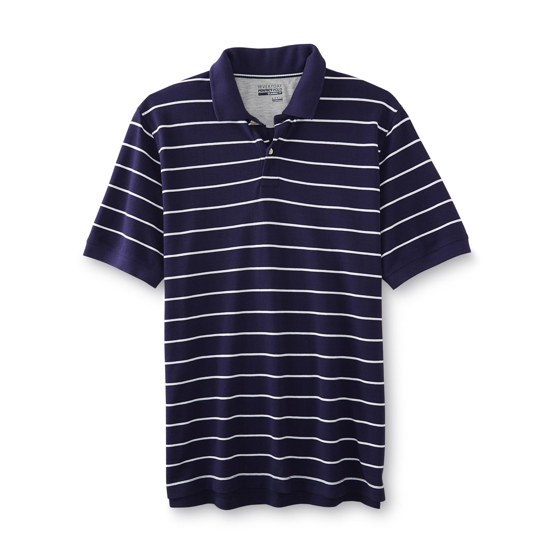 Men's Everyday Perfect Polo Shirt - Striped