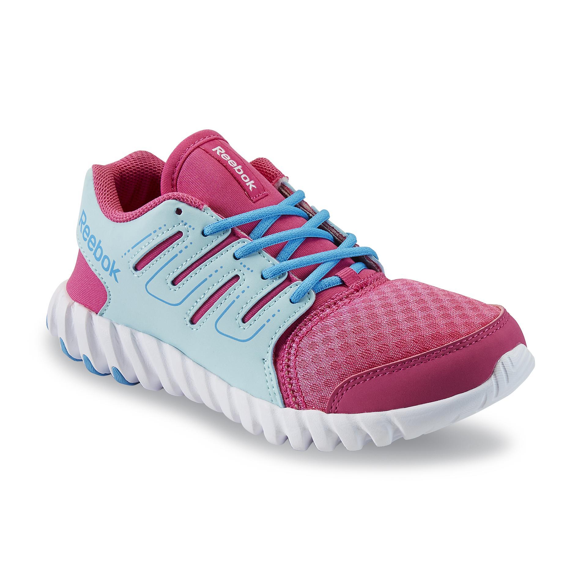 reebok s twistform pink running shoe shop your way
