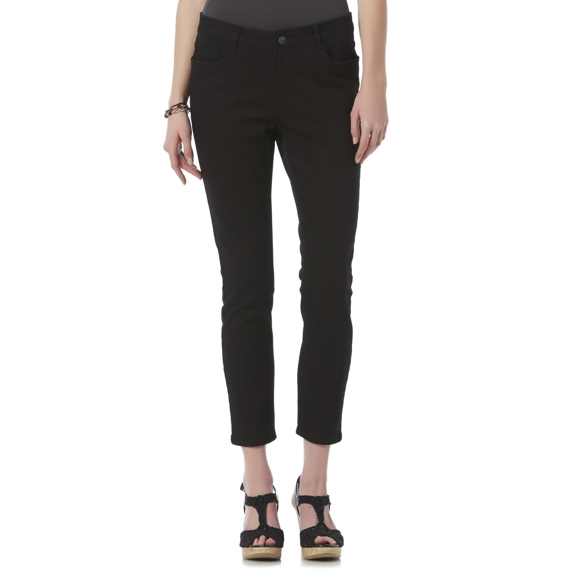 Route 66 Women's Skinny Capri Pants
