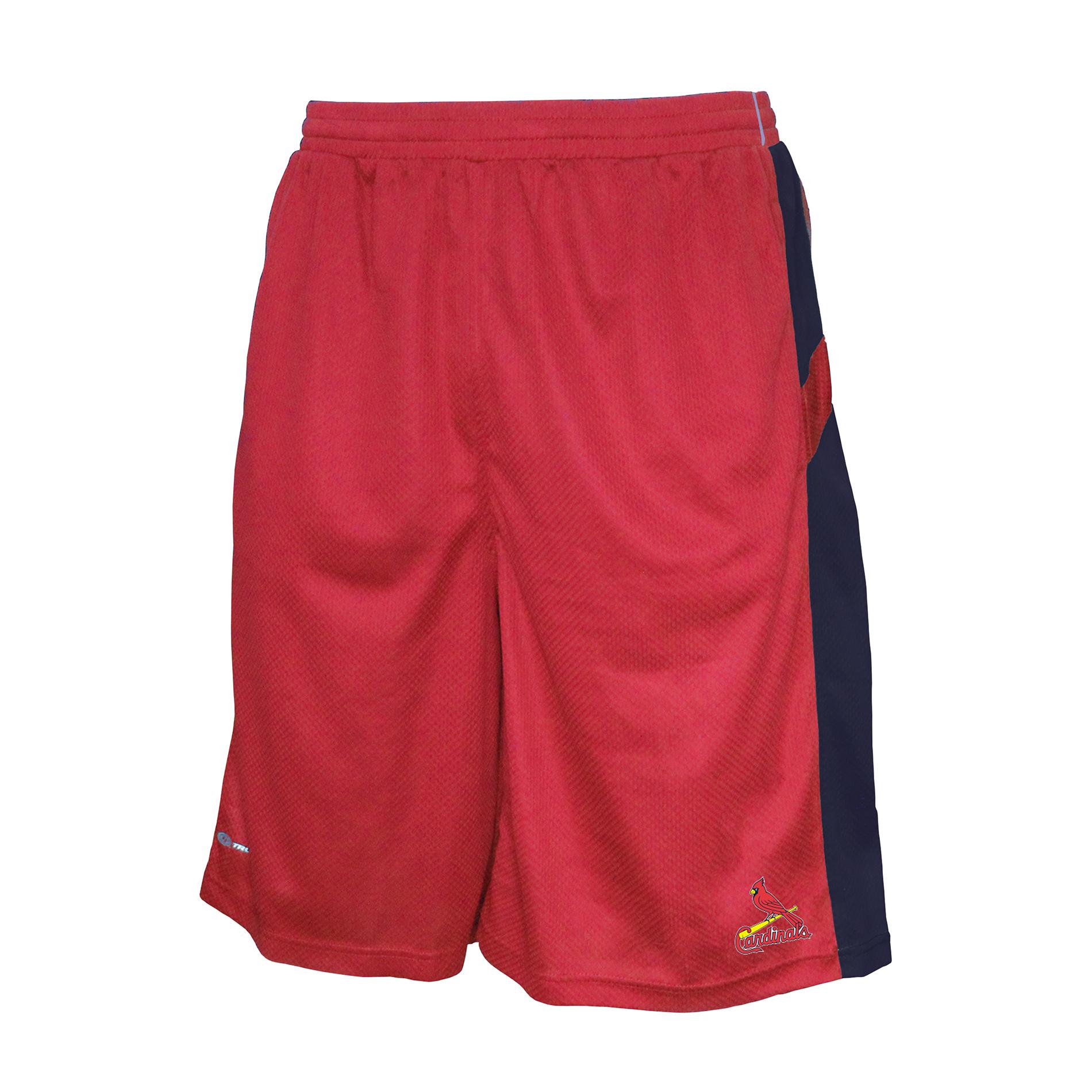 MLB St. Louis Cardinals Mesh Shorts PartNumber: 046VA87922712P MfgPartNumber: 44228M26E53