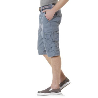0e1773a70c Route 66 Men's Belted Cargo Shorts