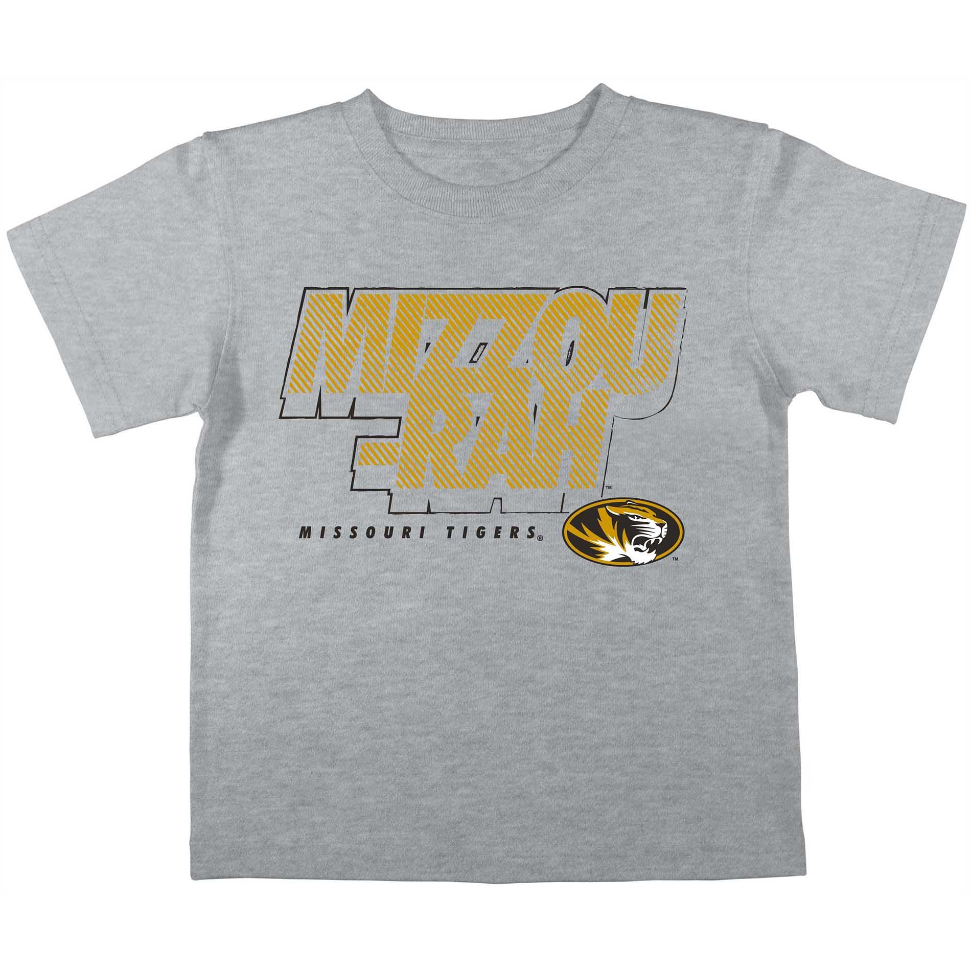 NCAA Youth University of Missouri Tigers Short Sleeve Tee