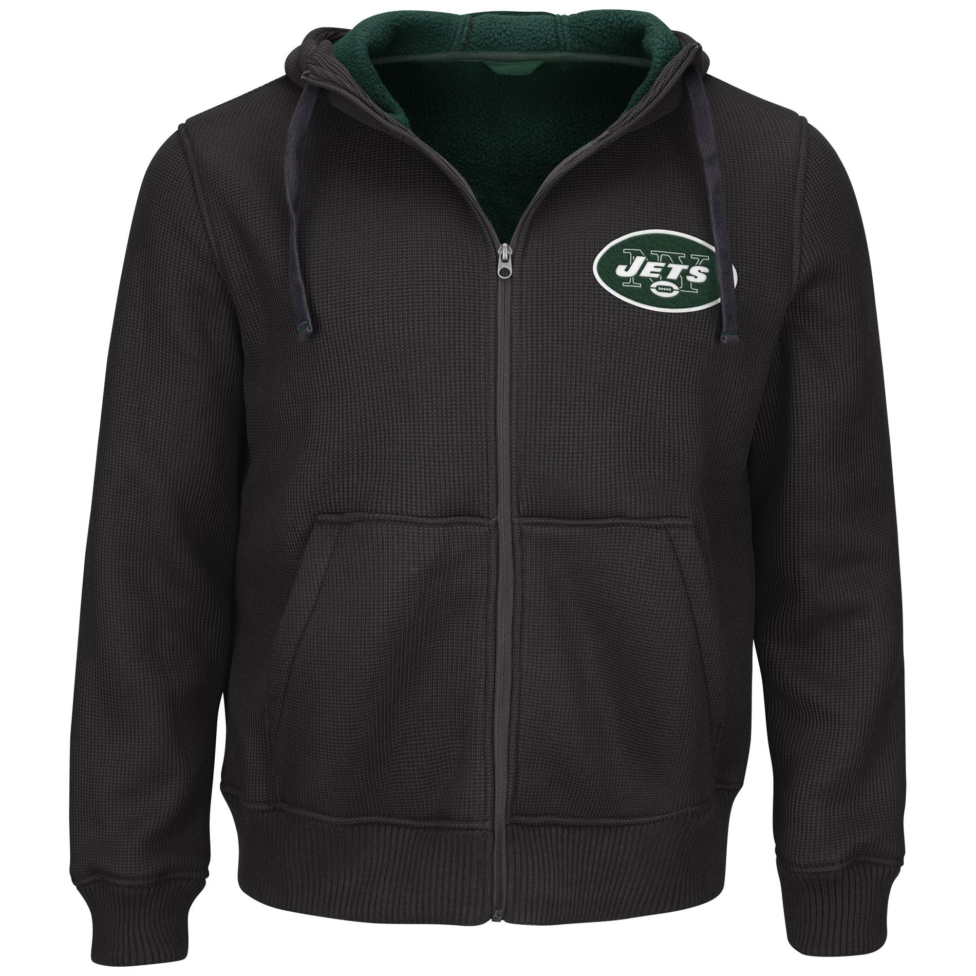 NFL Men's Graphic Hoodie - New York Jets PartNumber: A011167994 MfgPartNumber: LA700476