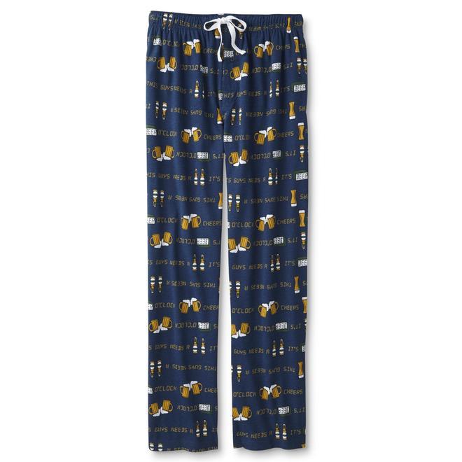 Joe Boxer Joe Boxer Men s Big and Tall Pajama Pants - Beer O Clock e11ccd201
