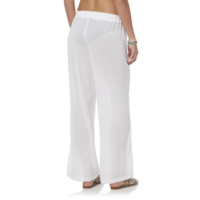 f2f1bee6f Tropical Escape Women's Swim Cover-Up Pants