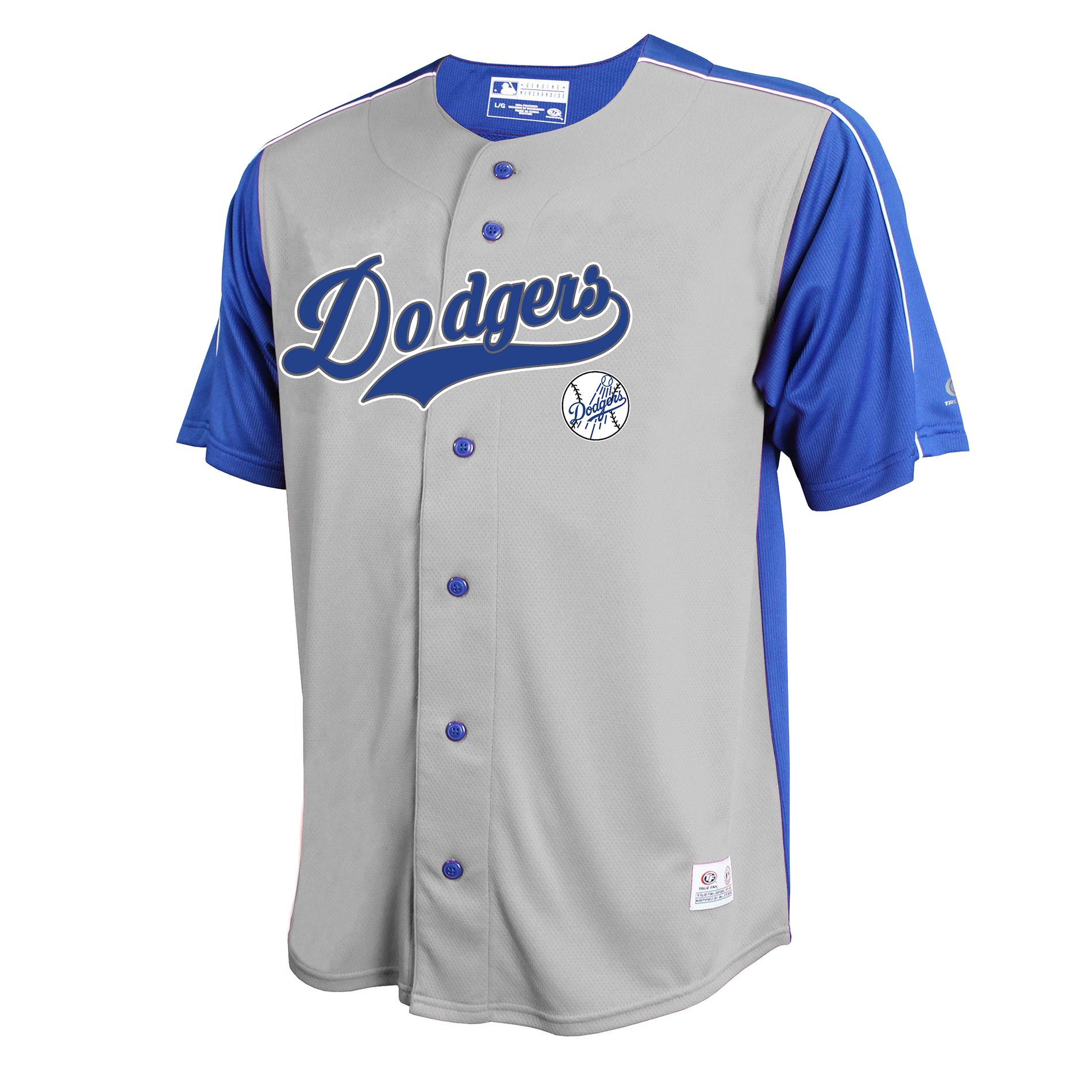 MLB Men's Baseball Jersey - Los Angeles Dodgers