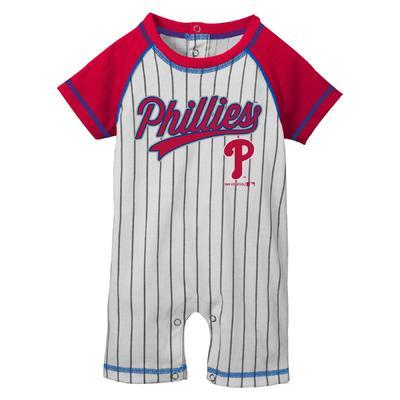 MLB Newborn & Infant Boy's Romper - Philadelphia Phillies