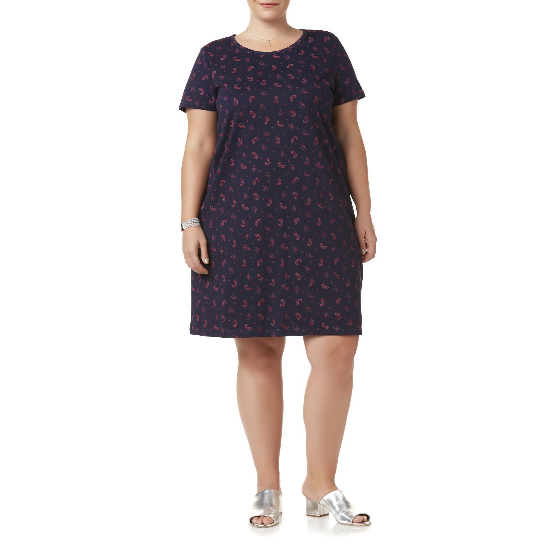 Tea Length Shirt Dresses