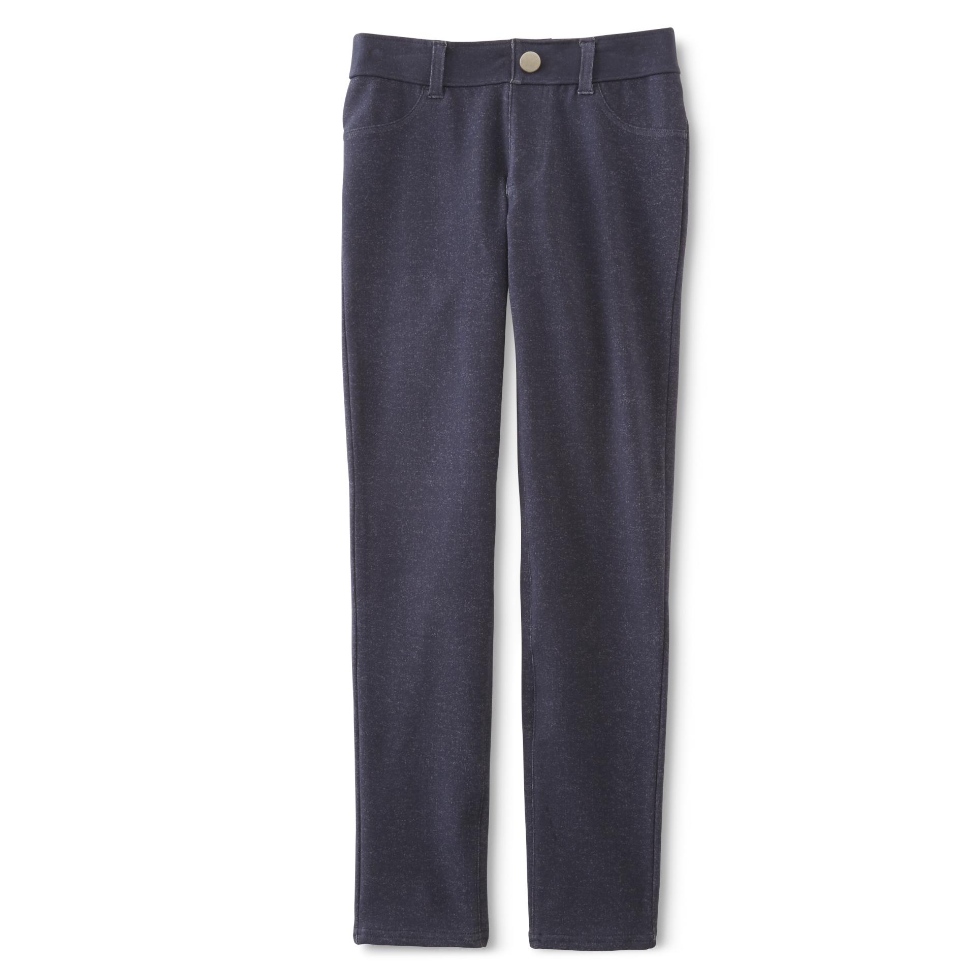 Simply Styled Girl's French Terry Jeggings PartNumber: 077VA88870712P MfgPartNumber: GF6SS32001BG