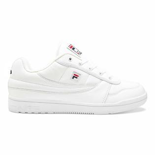 Fila Fila Men's BBN 84 Low Athletic Shoe - White/Navy/Red