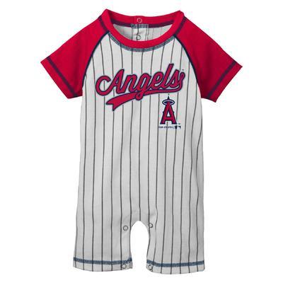 MLB Newborn & Infant Boy's Romper - Los Angeles Angels of Anaheim