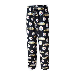 f4b8dd9ece4346 NFL Men s Big   Tall Printed Lounge Pants - Pittsburgh Steelers