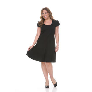 de4e764dedc White Mark Plus Size Cara Dress