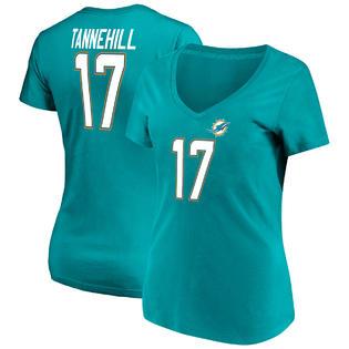 sale retailer 29203 bacea NFL Women's Miami Dolphins T-Shirt - Ryan Tannehill