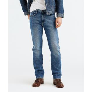 a993eaa51 Levi's Men's 505 Regular Fit Jeans