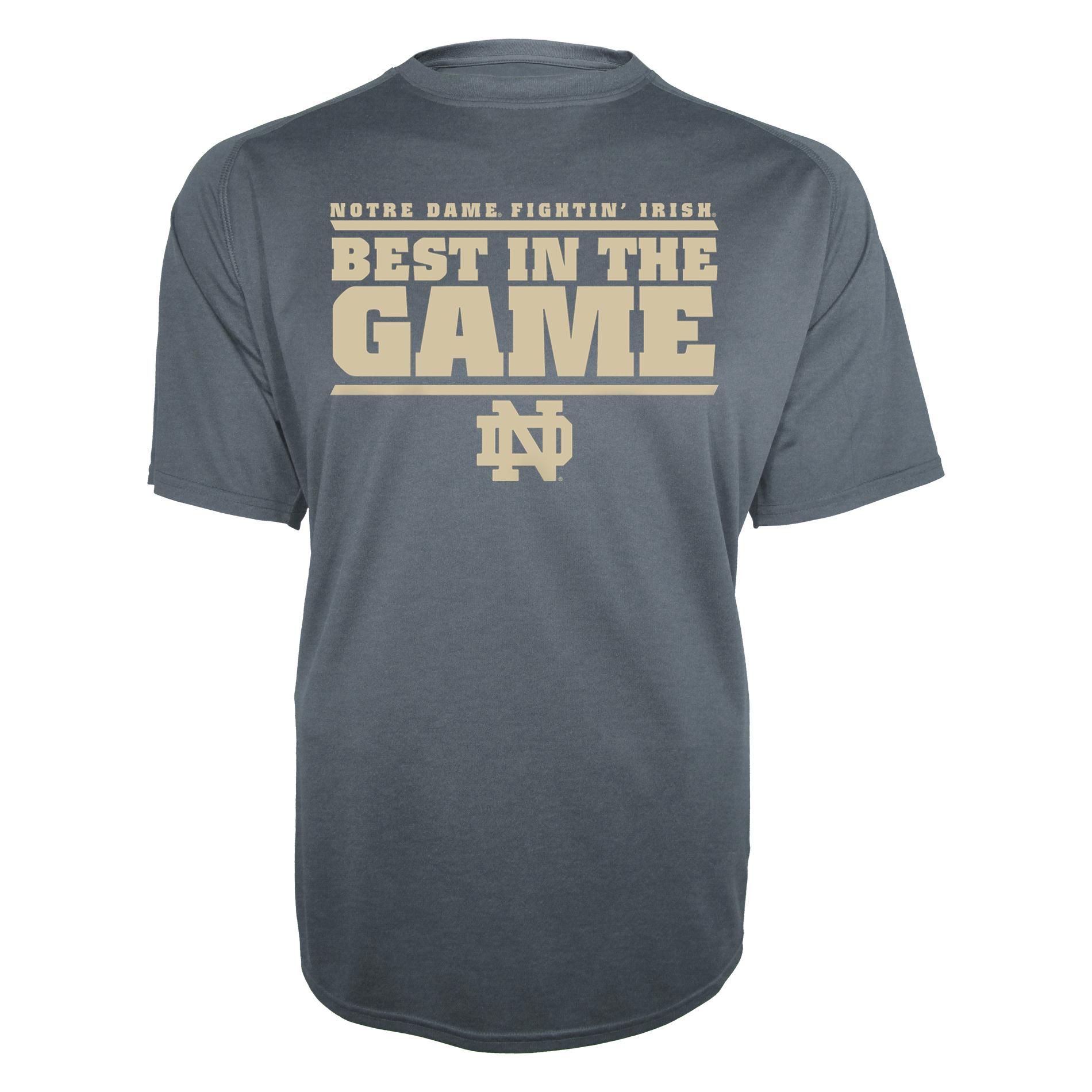 NCAA Men's T-Shirt - University of Notre Dame Fighting Irish