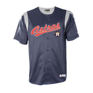 official photos 6bb4a 05f01 MLB Men's Baseball Jersey - Houston Astros