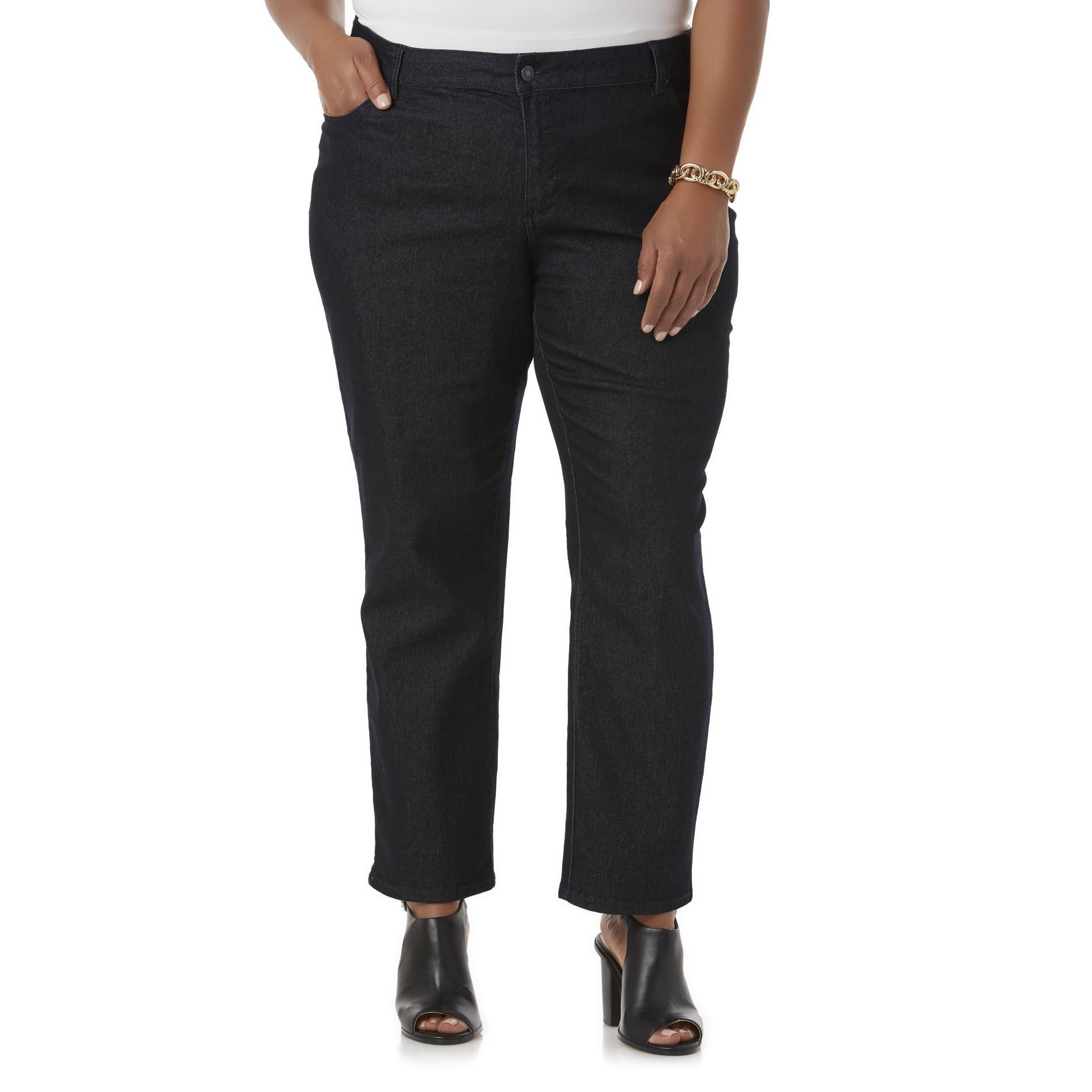 Women's Plus Slim Fit Jeans