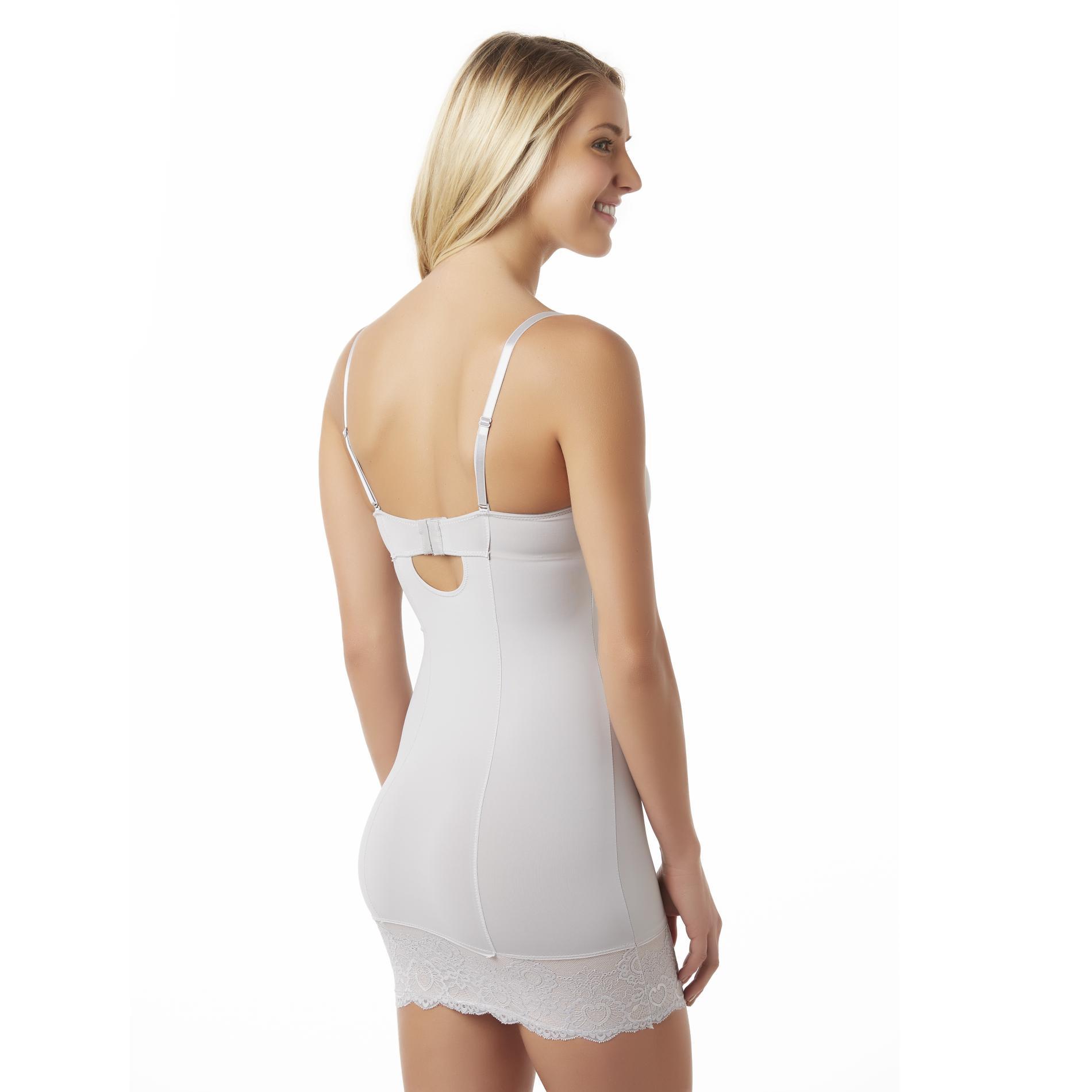 Warners Women's Shaping Bra Slip