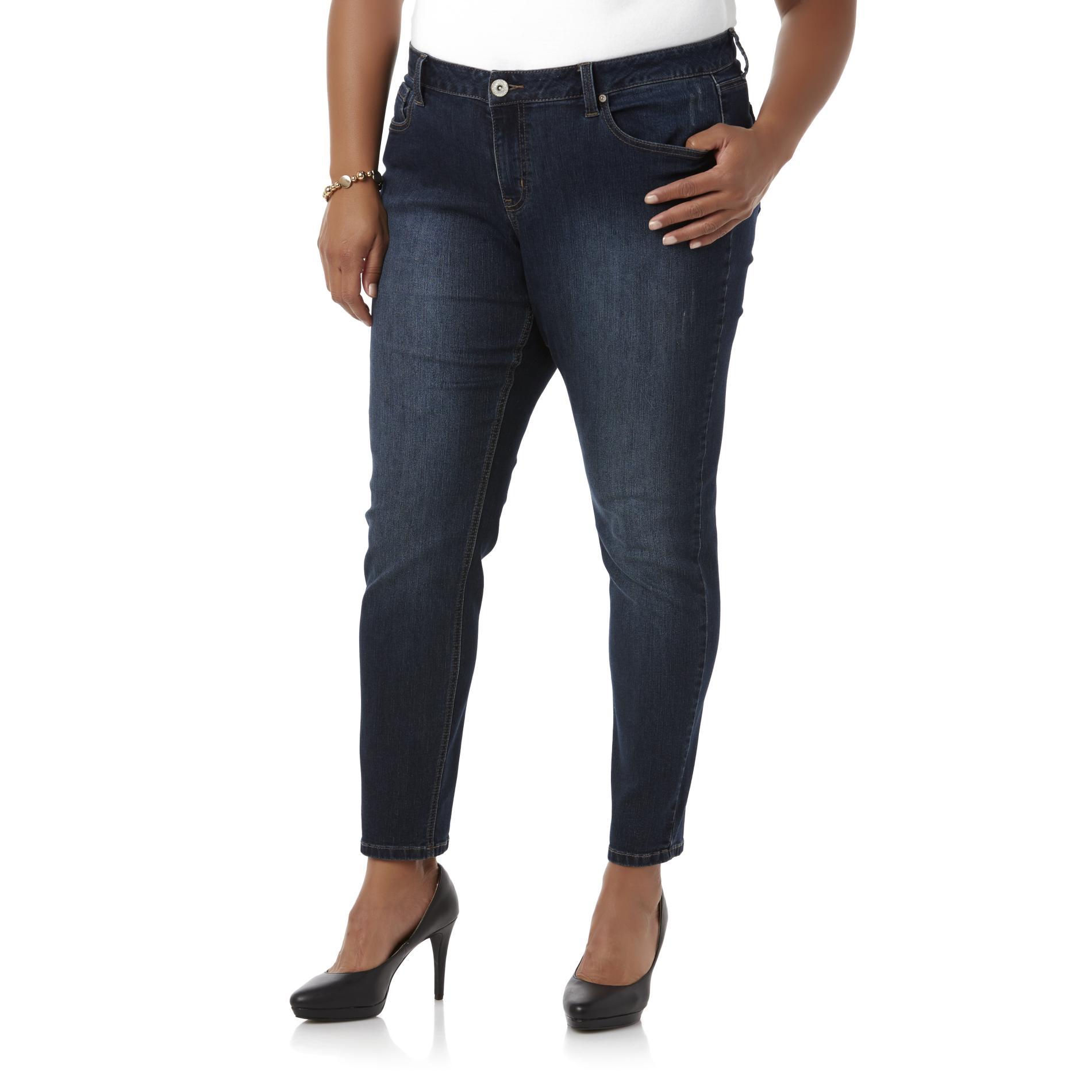 Women's Plus Skinny Jeans