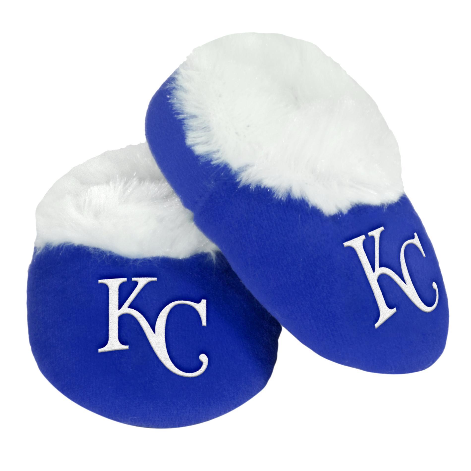 MLB Babies' Kansas City Royals Blue/White Bootie PartNumber: 046VA92337912P MfgPartNumber: SLPMBBBYBTSGXL