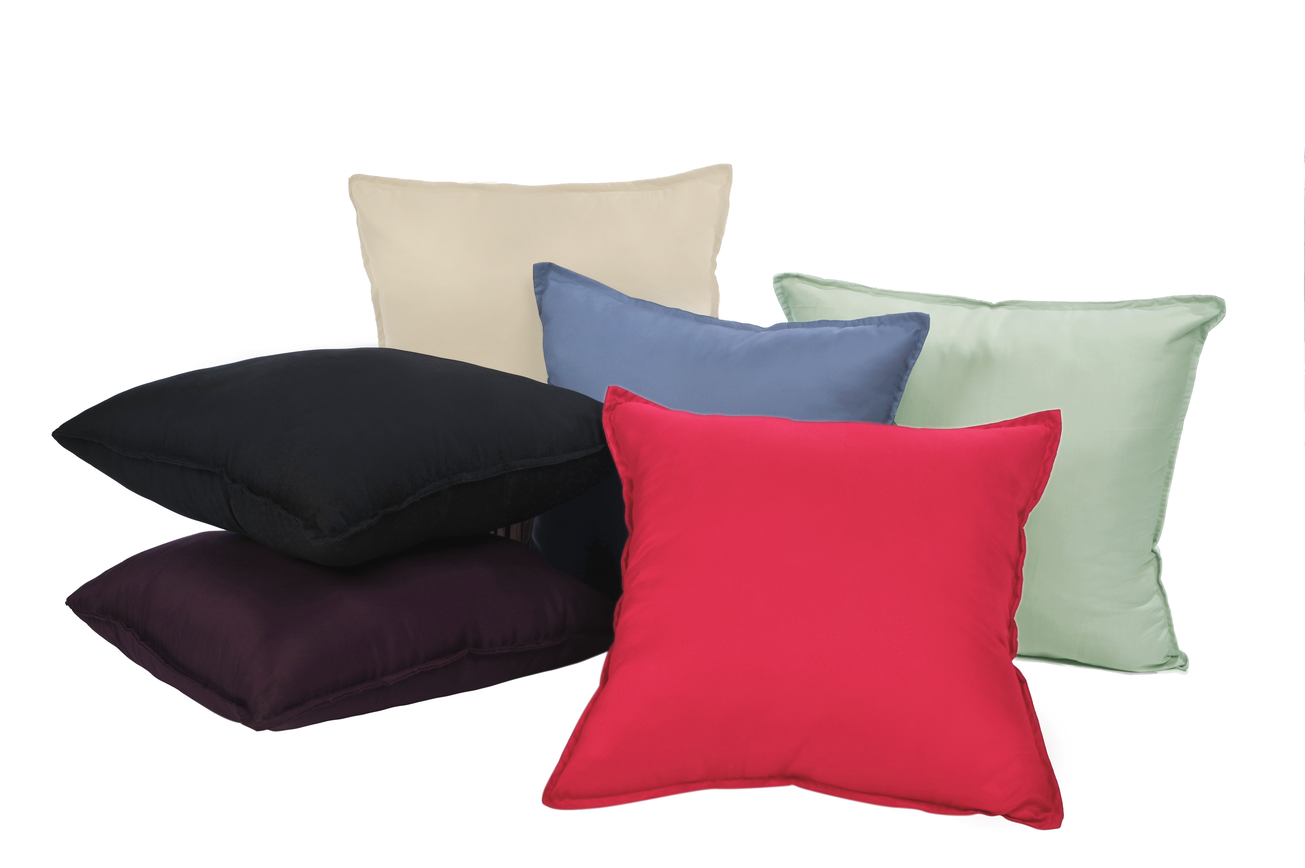 Decorative Pillow Packs : Stayclean Polyester Microfiber Water and Stain Resistant Decorative Pillow, 2 Pack