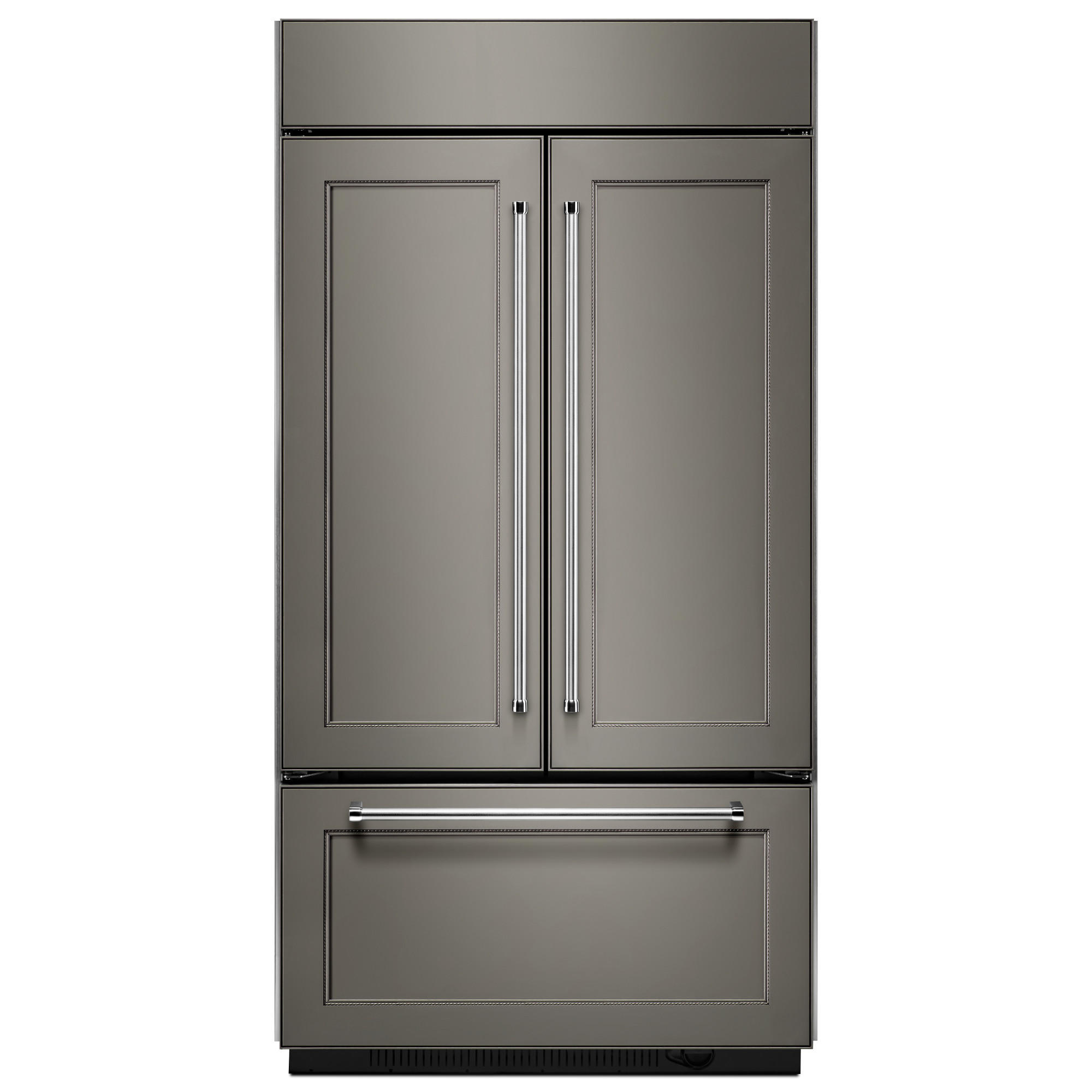 KitchenAid 24.2 cu. ft. Built-In French Door Refrigerator - Panel Ready ENERGY STAR®