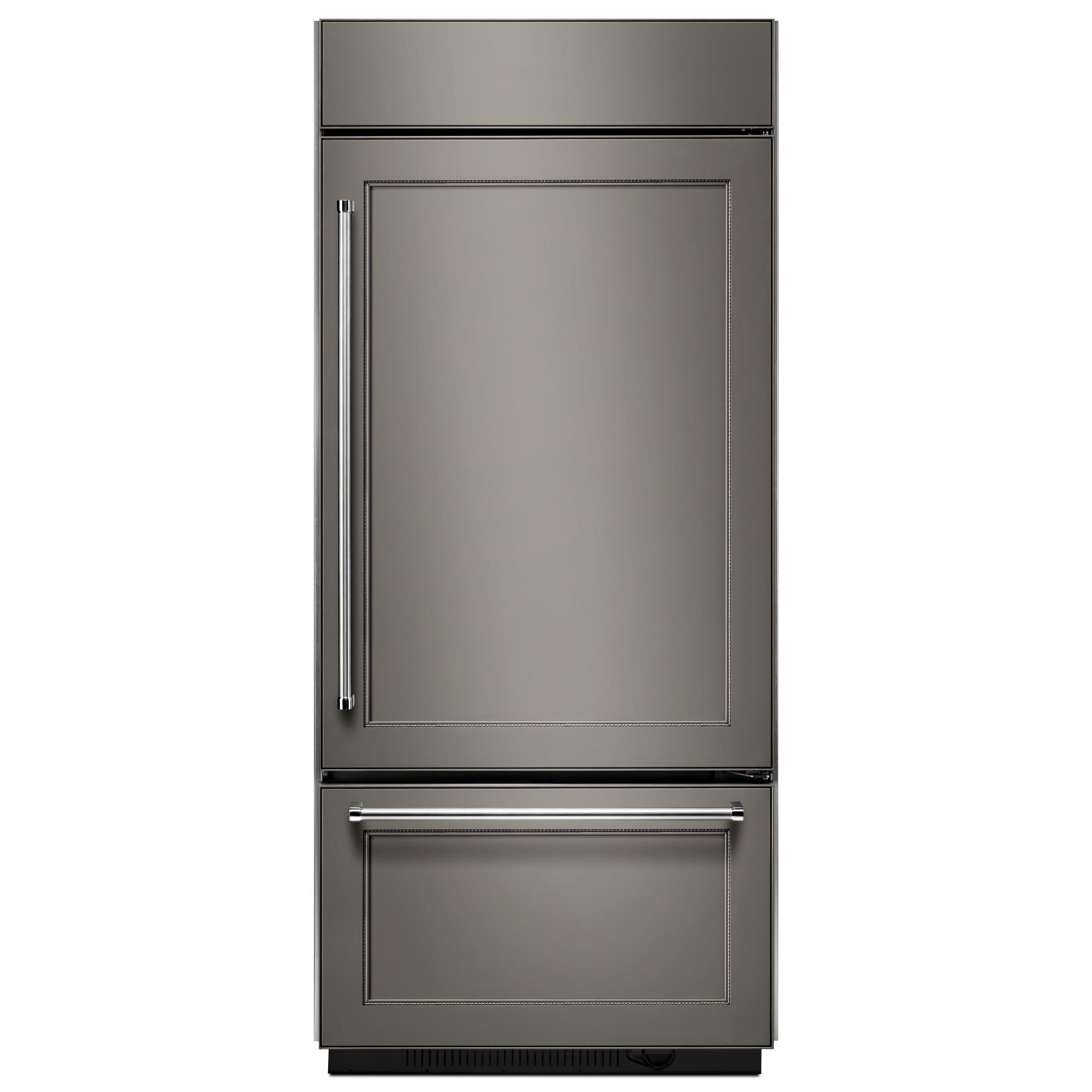 KitchenAid  20.9 cu. ft. Built-In Bottom Mount Refrigerator - Panel Ready  ENERGY STAR®