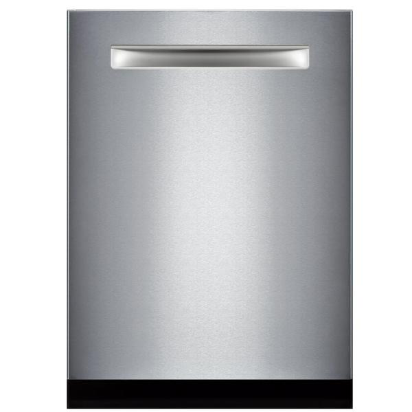 "Bosch SHP65T55UC  500 Series 24"" Dishwasher with Pocket Handle - Stainless Steel"