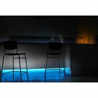 philips hue lightstrip plus extensions. Black Bedroom Furniture Sets. Home Design Ideas
