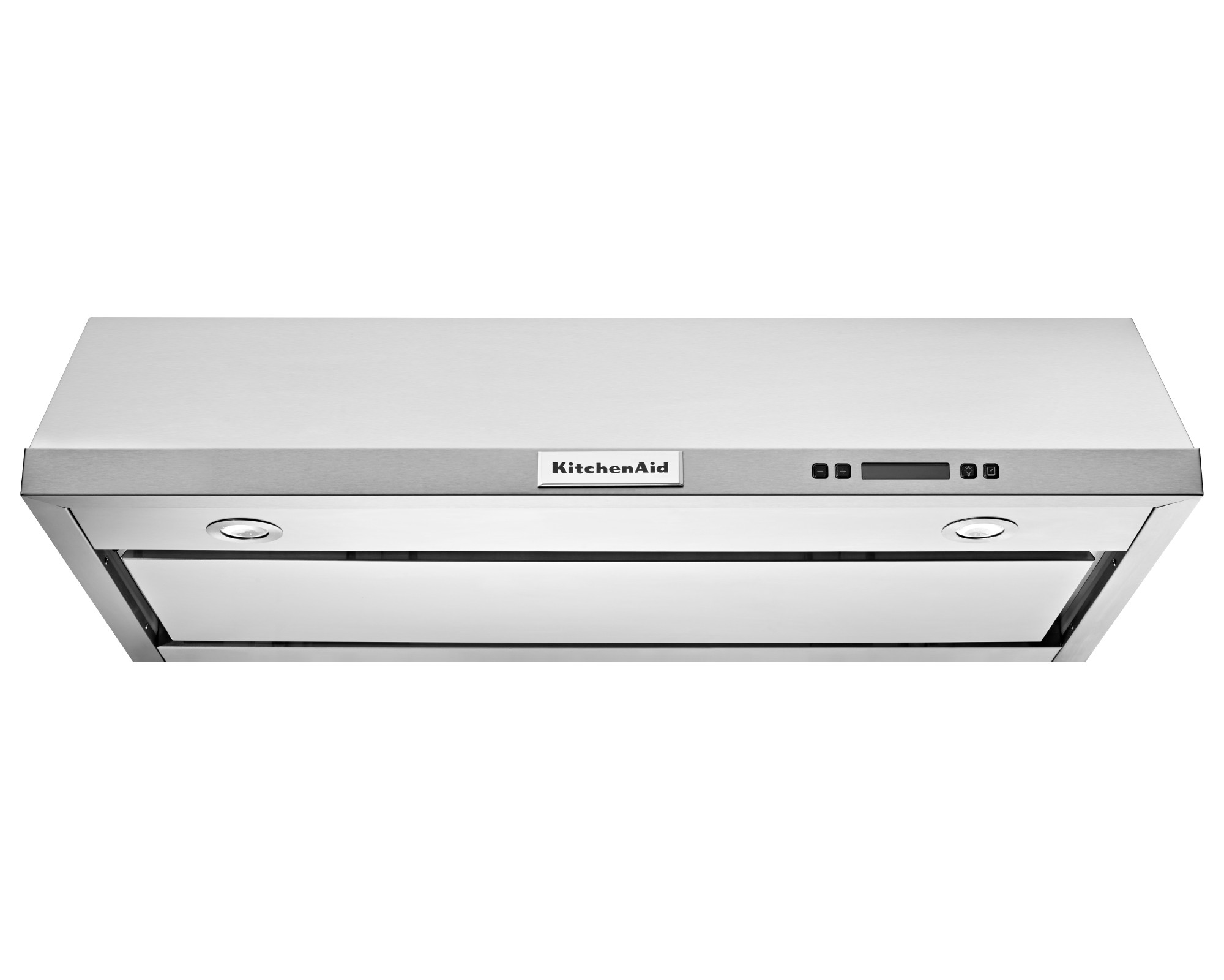 KitchenAid KVUB606DSS 36 Under Cabinet Range Hood w/ 4 Speeds - Stainless Steel